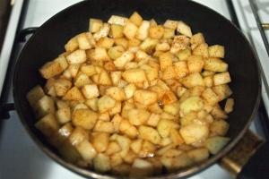 Tartine bread pudding: Apples-4   Scrummilicious